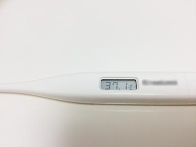 熱は高いより、低いほうが怖い。