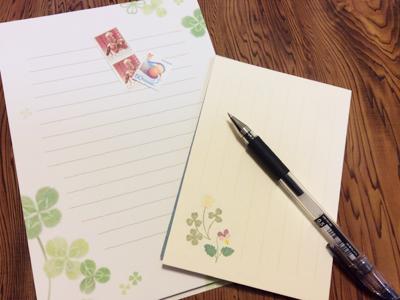 今日は、ハガキや手紙を書くことで脳を刺激できるというお話。 私は積極的にお手紙を送るようにしています。 あの方、どうしてるかな、元気にしてるかな・・・ 人との繋がりも一段と深まるのではないでしょうか。
