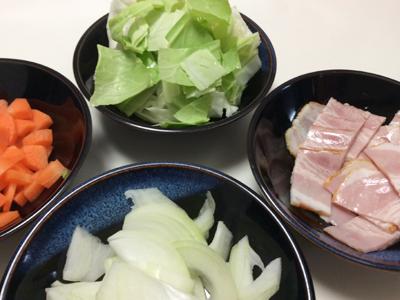 カレーみそ汁 脳にいい食べ物レシピ#51