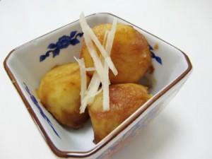 里芋の煮っ転がし 脳にいい食べ物レシピ#18
