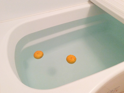 夏こそ、お風呂!お風呂に入れば不調も吹っ飛びます!!