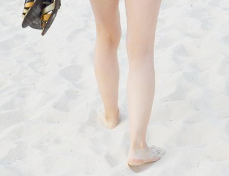 健康で長生きを目指すなら、足の筋肉がカギです。