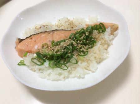 鮭の炊き込みご飯 脳にいい食べ物レシピ#35