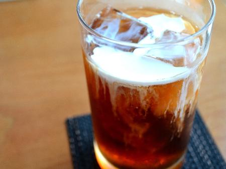冷たい飲み物ばかりで免疫力を下げないで!