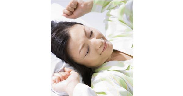 睡眠中も免疫力アップしましょ!