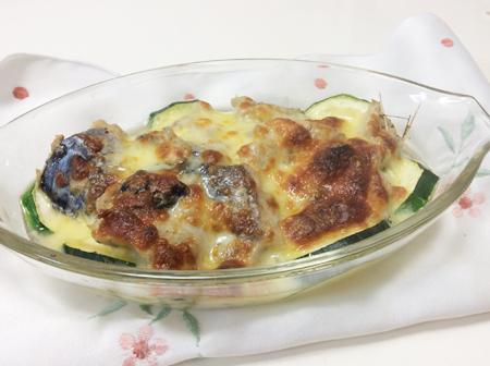 サバ水煮缶のチーズ焼き 脳にいい食べ物レシピい#63