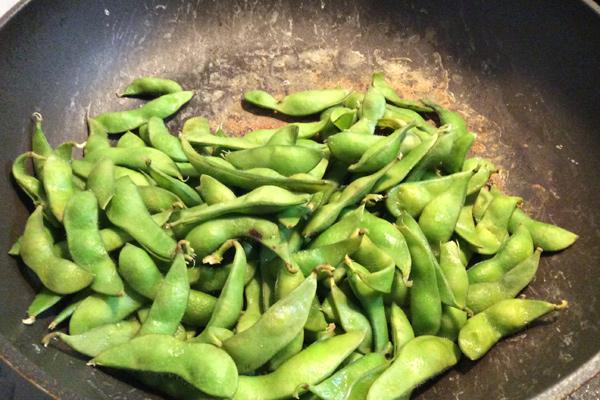 枝豆の美味しい食べ方♪