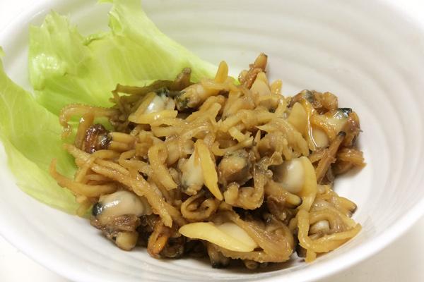 アサリの生姜煮 脳にいい食べ物レシピ#74