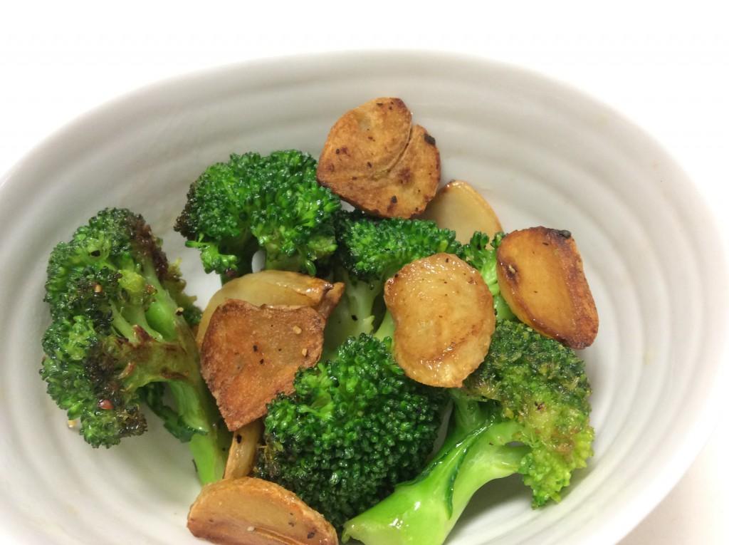 ブロッコリーのおつまみ2種 脳にいい食べ物レシピ#87