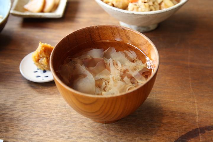 夏こそ、お味噌汁!そして熱中症対策!