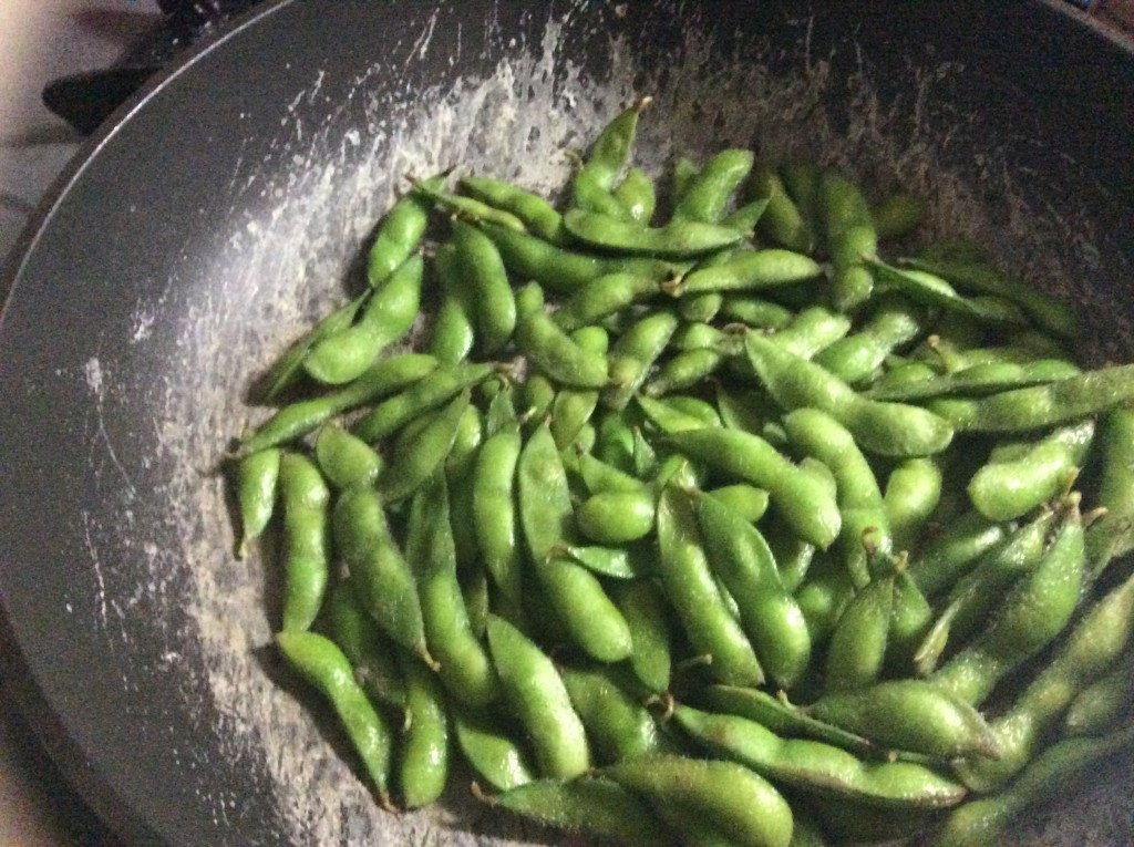 今年は、暑そう!夏ばて予防に枝豆を食べましょう!
