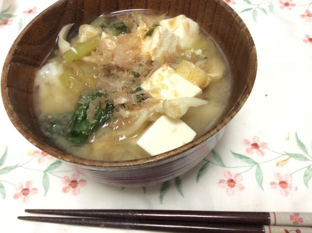 季節の変わり目、胃腸も身体も元気にしたい方に食べて欲しいアレ!