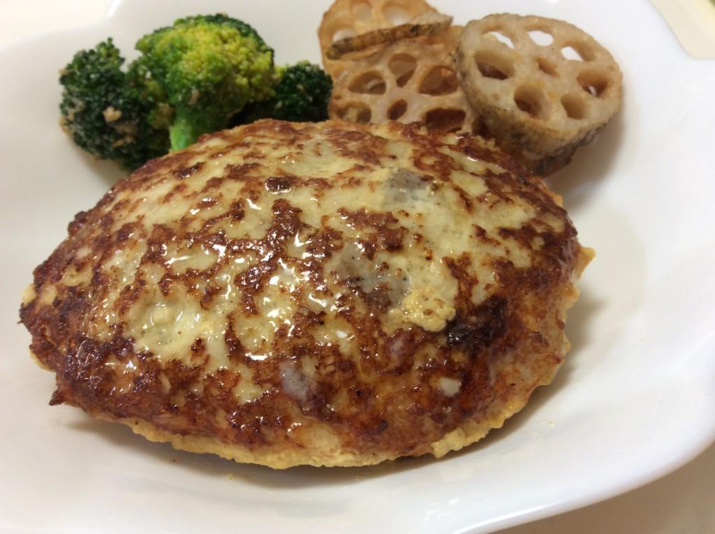 レンコンハンバーグ 脳にいい食べ物レシピ#107
