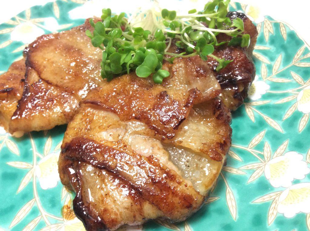 大根ステーキ 脳にいい食べ物レシピ#112