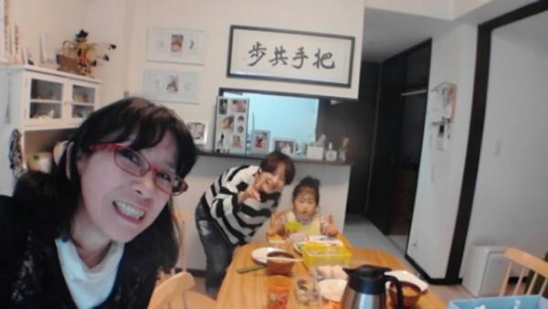 以前に行った楽食教室のひと時!笑顔がいっぱいだったなぁ。