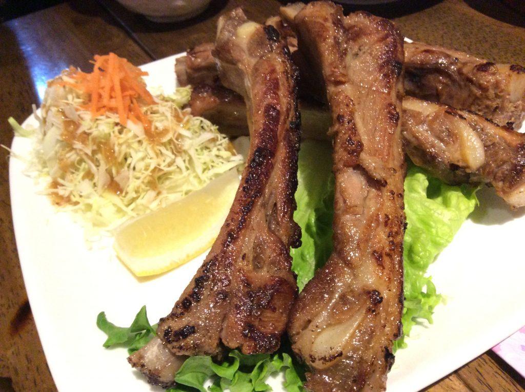 沖縄料理とカチャーシーで五十肩が治ったみたい!