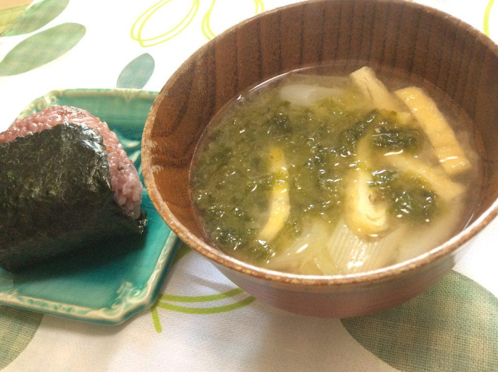 食欲がなくなる梅雨時期は、麹菌を活かした味噌汁で元気になりましょう!