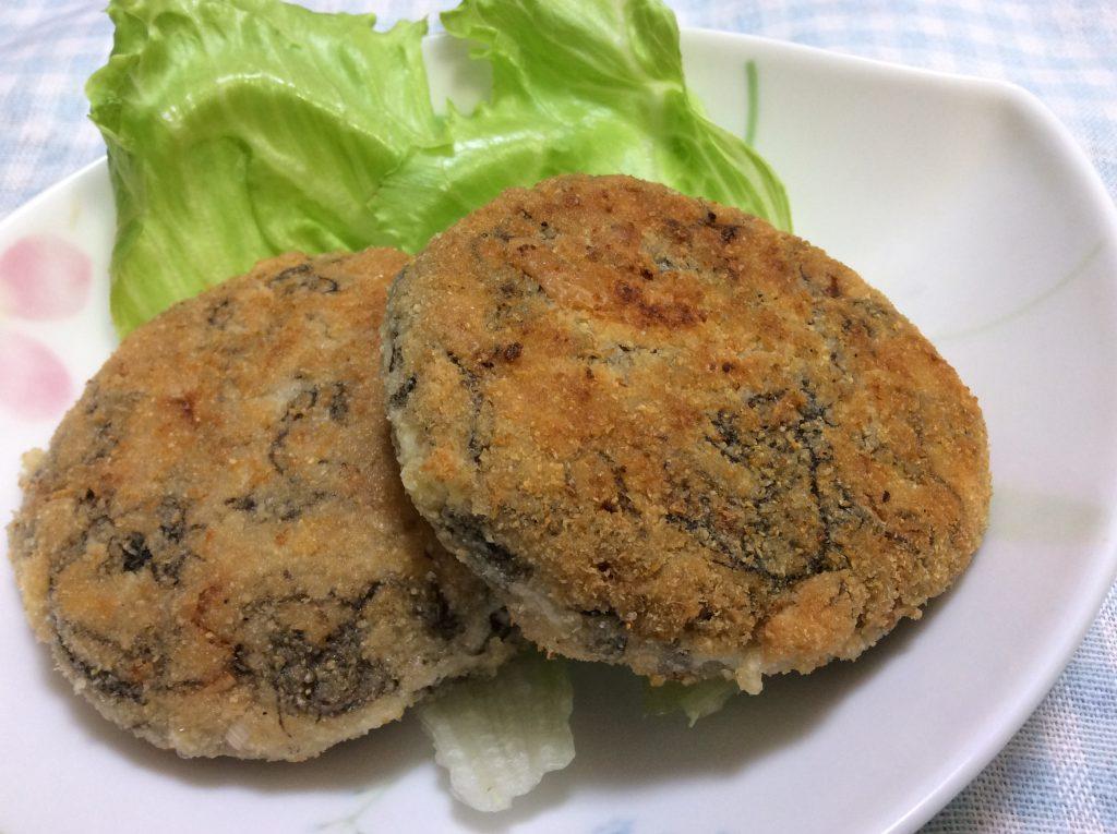 もずくの豆腐ハンバーグ 脳にいい食べ物レシピ#118