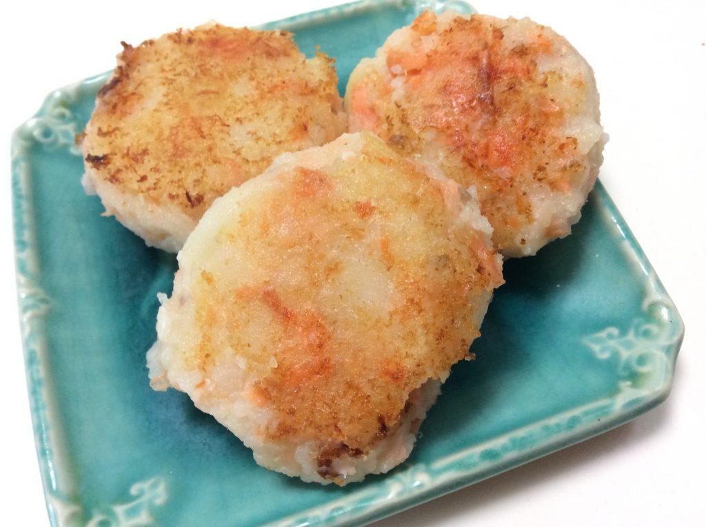シャケ団子 脳にいい食べ物レシピ#127