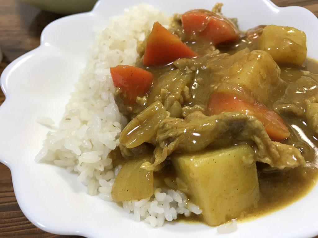 無添加シンプルカレー 脳にいい食べ物レシピ#137