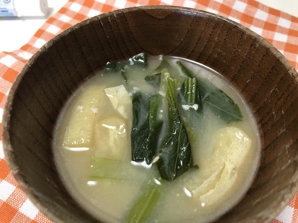 手作り味噌にしたら、味噌汁の汁がすごく美味しくなった!