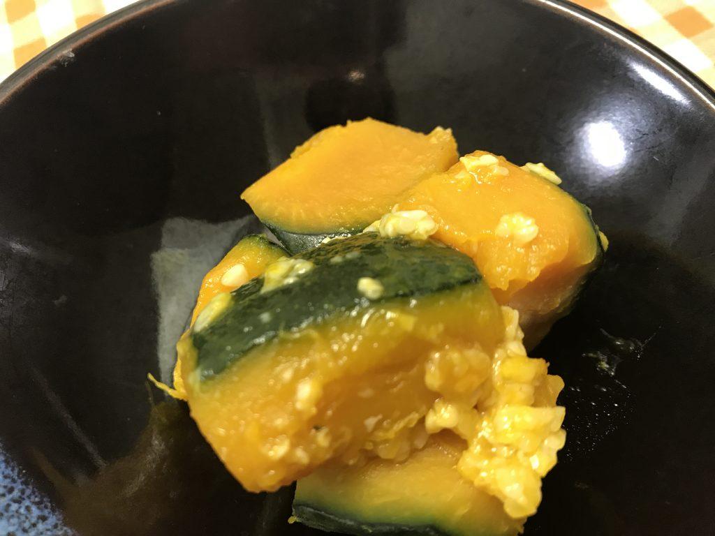 世界一簡単なカボチャの煮物 脳にいい食べ物レシピ#156
