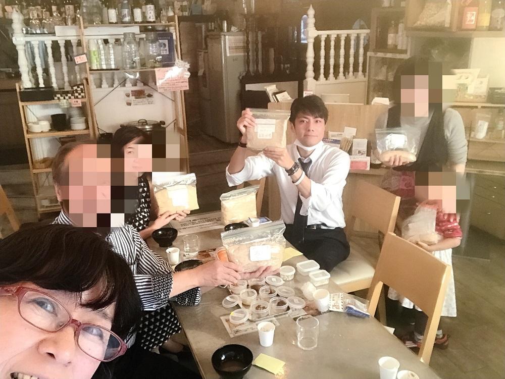 手作り味噌は人と人を繋ぎ、アイデアが生まれる場所!5月も味噌作りをやります!!