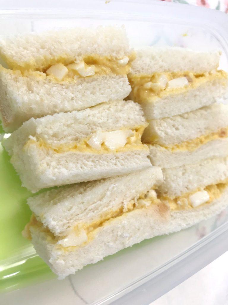 手作り味噌教室から生まれた、マヨネーズを使わない玉子サンドイッチ! 脳にいい食べ物レシピ#177